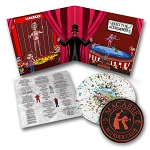 CARNIVAL OF KILLERS LP & MURDER CLUB PATCH - SOLD OUT